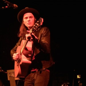 James Bay at Irving Plaza, 11/5/2014