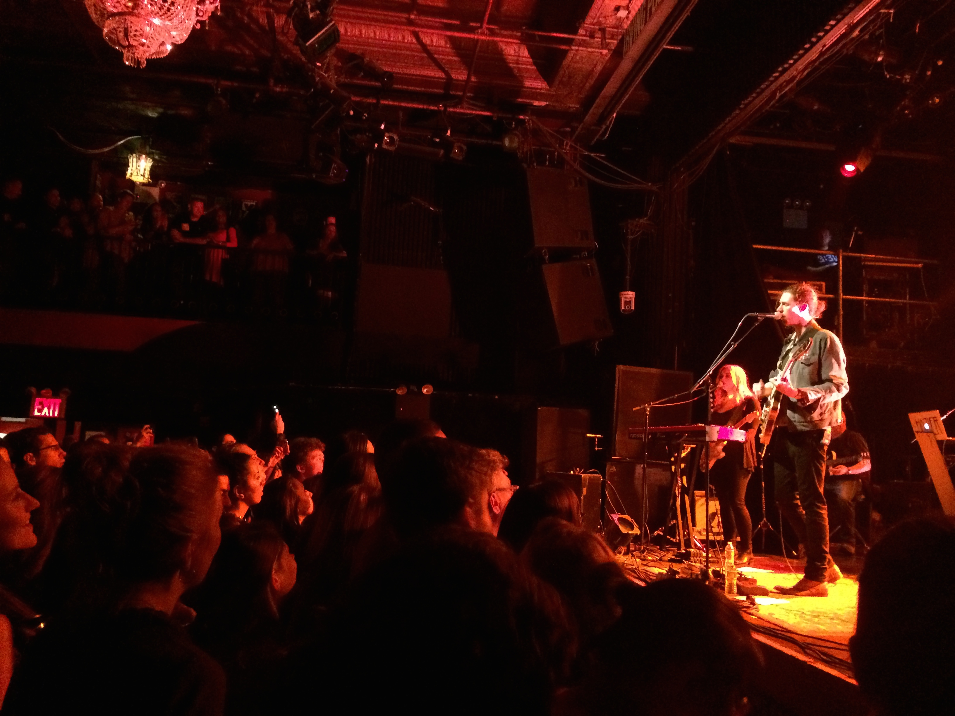 Hozier at Irving Plaza, 11/5