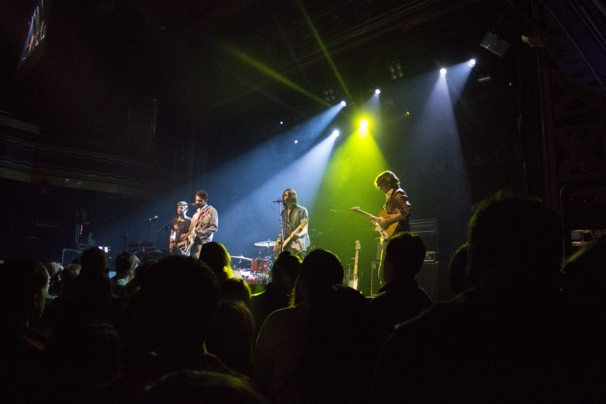 Cheerleader @ Webster Hall, NY 04/27/2015