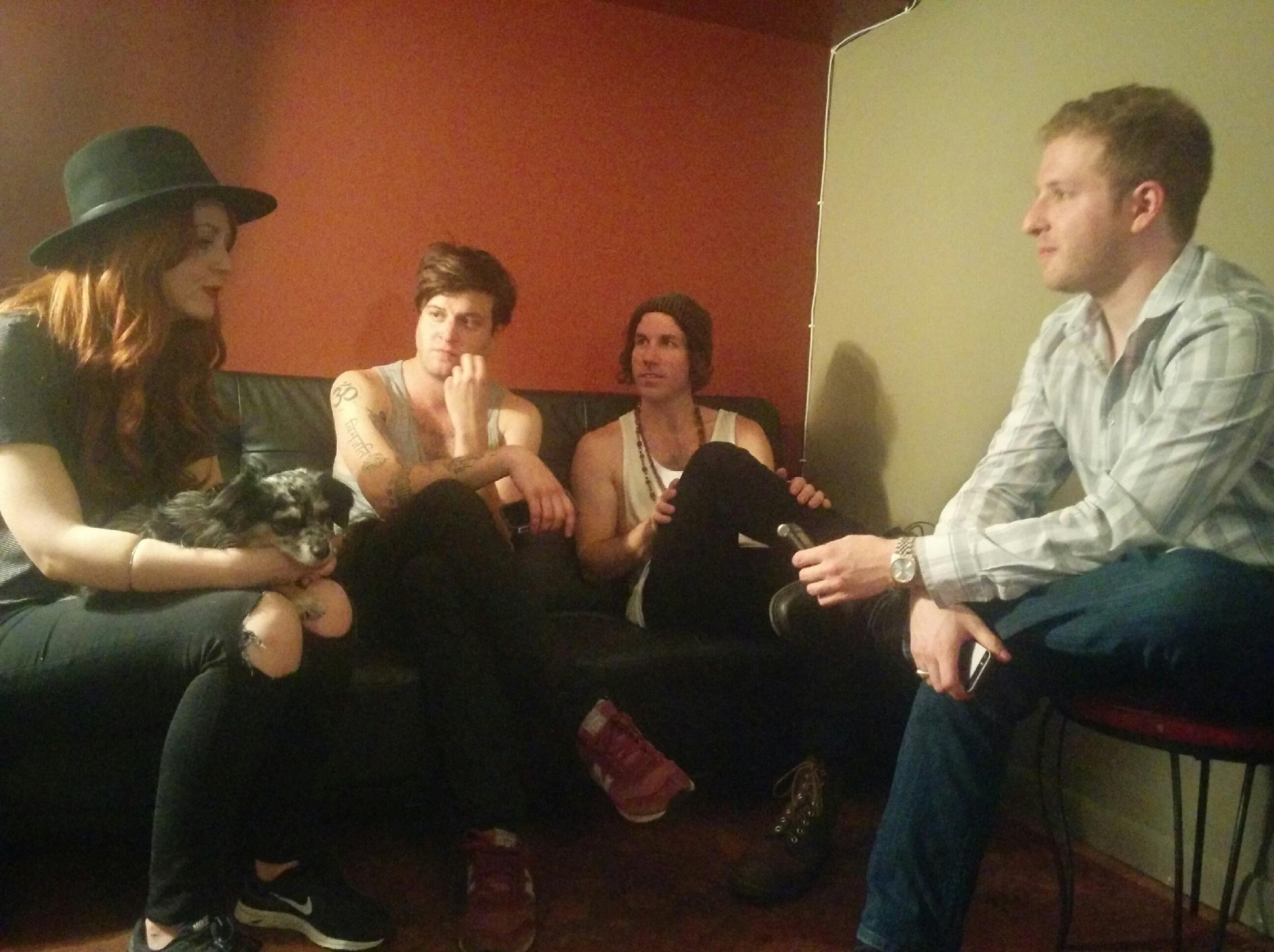 Atwood Magazine Interviews The Mowgli's