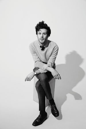 Passion Pit (credit: photo credit: Steven Brahms)