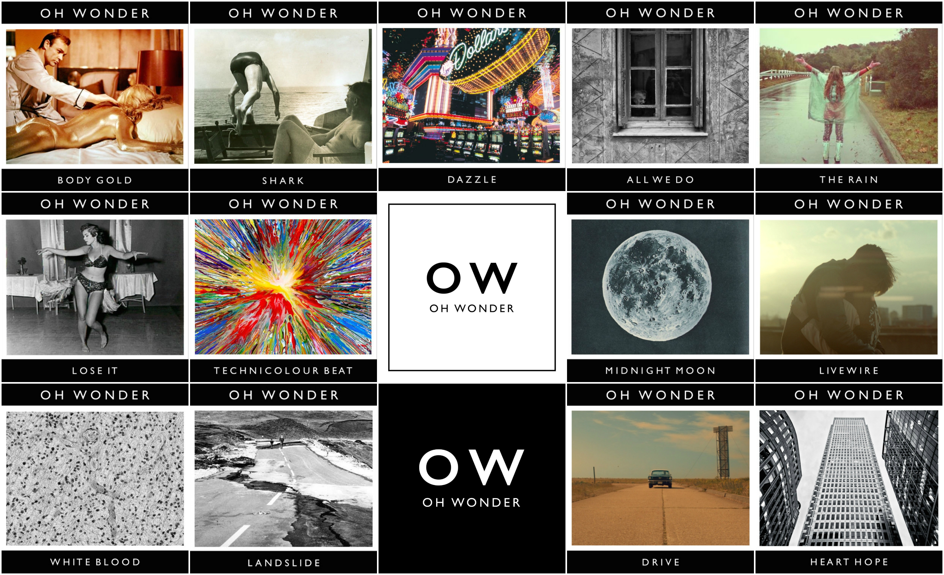 Lyrics Melody And Meaning A Conversation With Oh Wonder