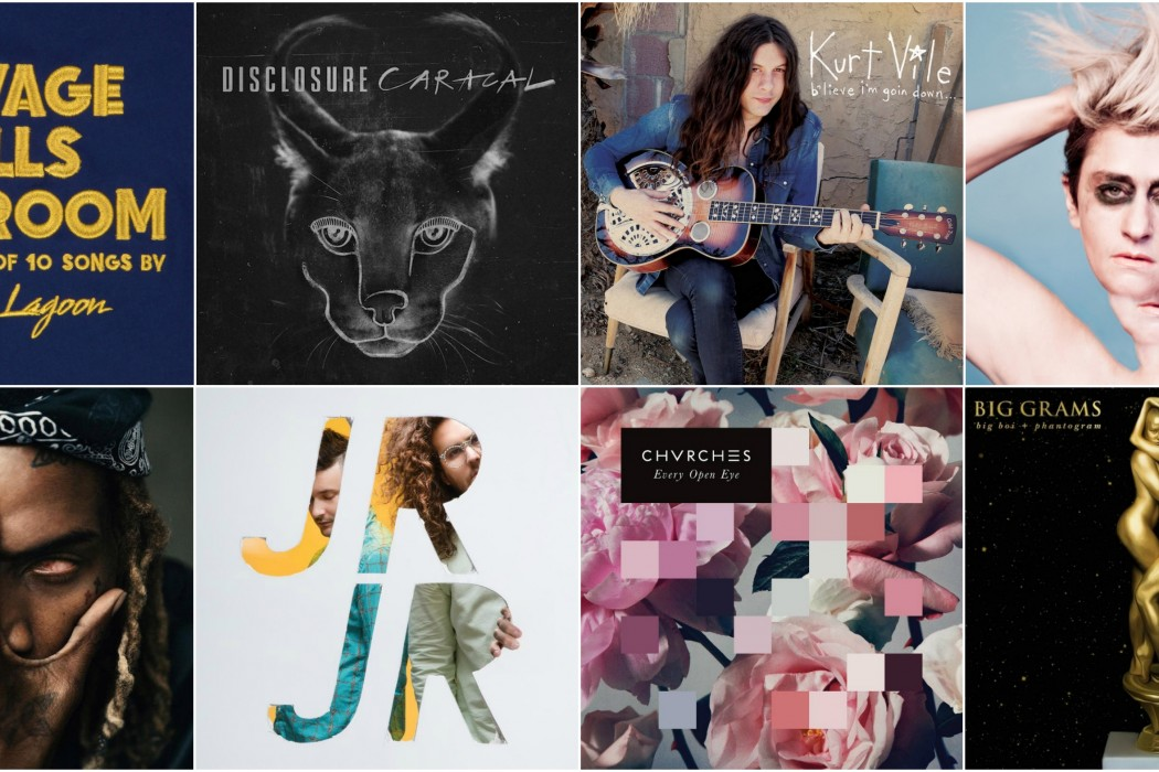 Atwood in Focus: New Music, 9/25/2015