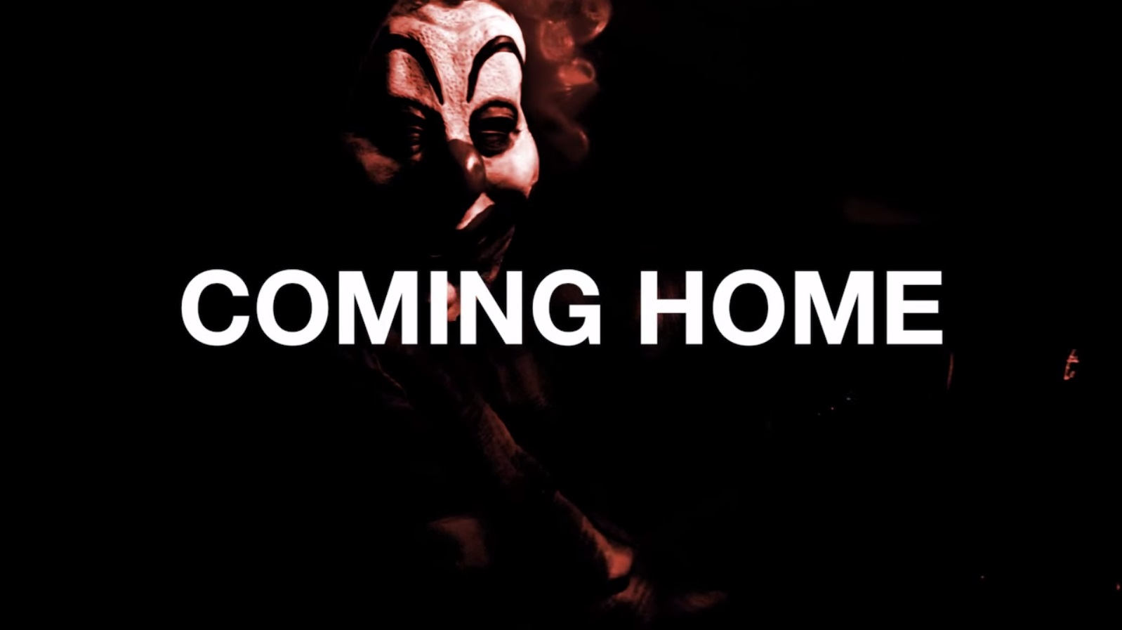 Coming Home - Young Rising Sons