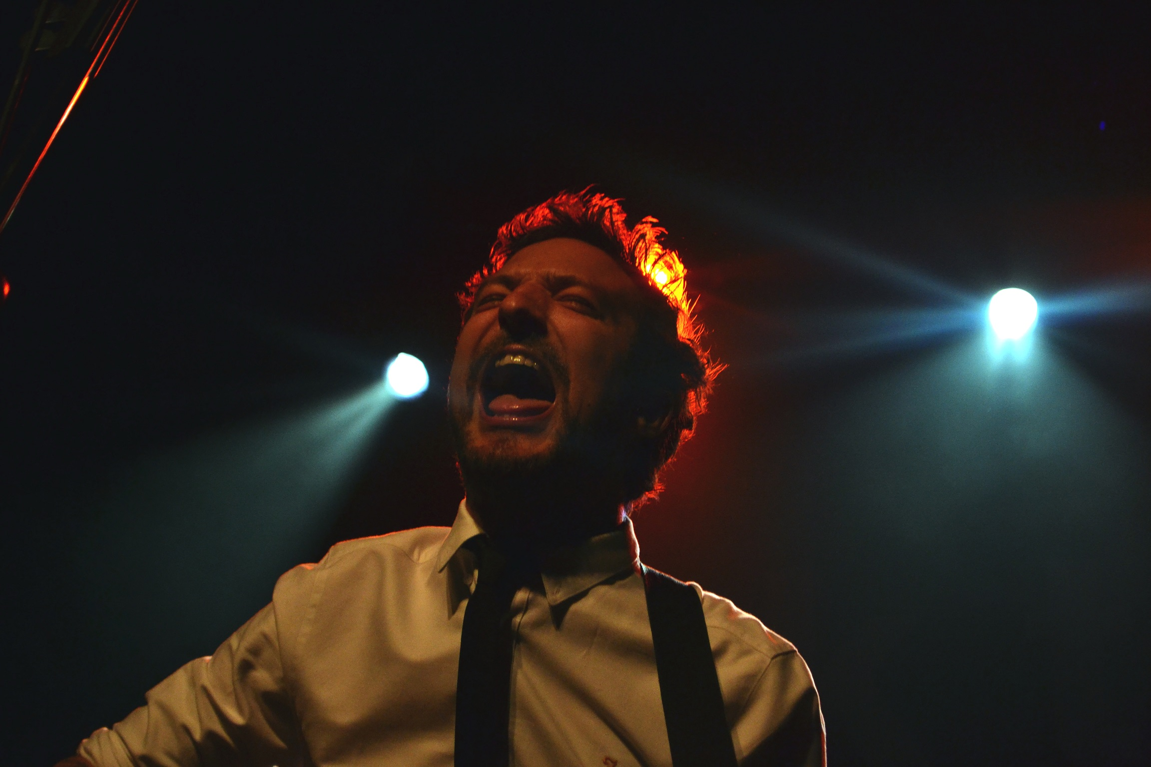 Frank Turner at Irving Plaza, © Mitch Mosk 2015