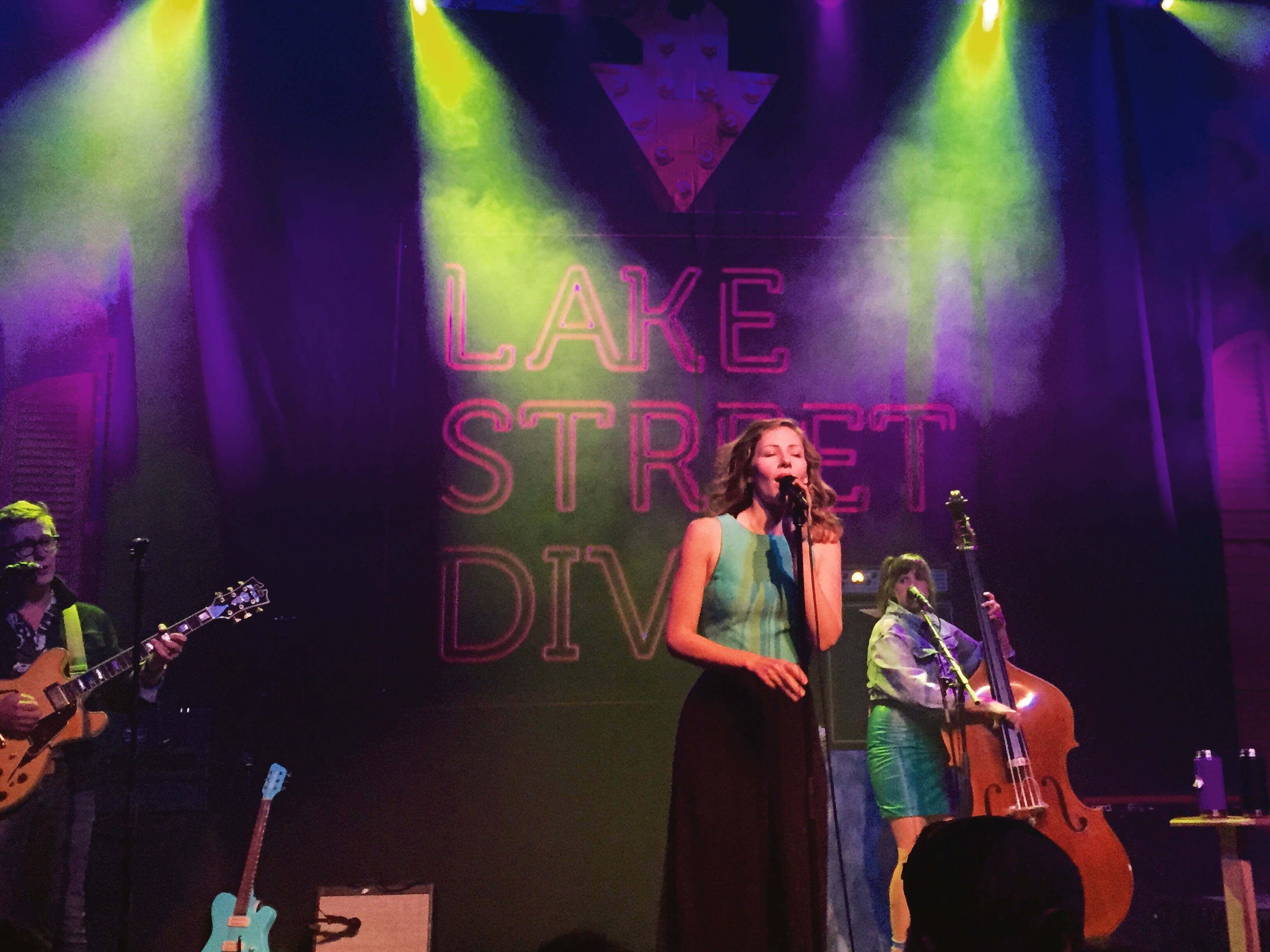 Lake Street Dive @ House Of Blues, LA 10/14/2015