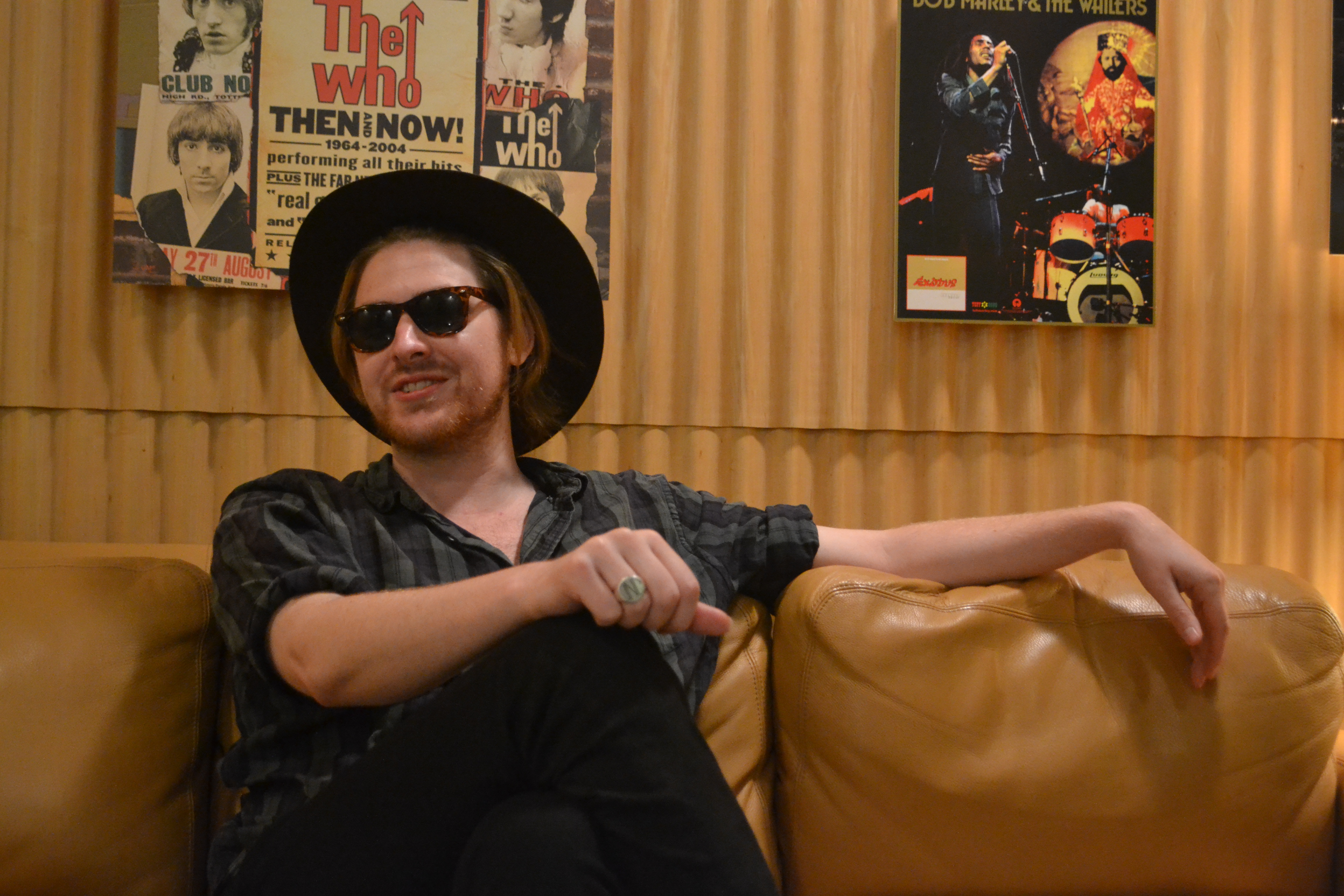 Jamie N Commons at Interscope Records in New York City