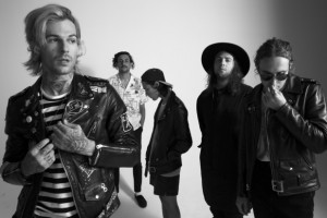 The Neighbourhood Press Photo (c) 2015