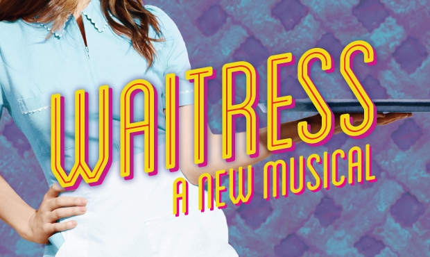 Waitress Musical logo