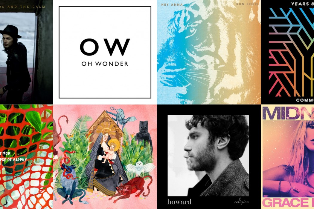 Unanticipated Albums of 2015
