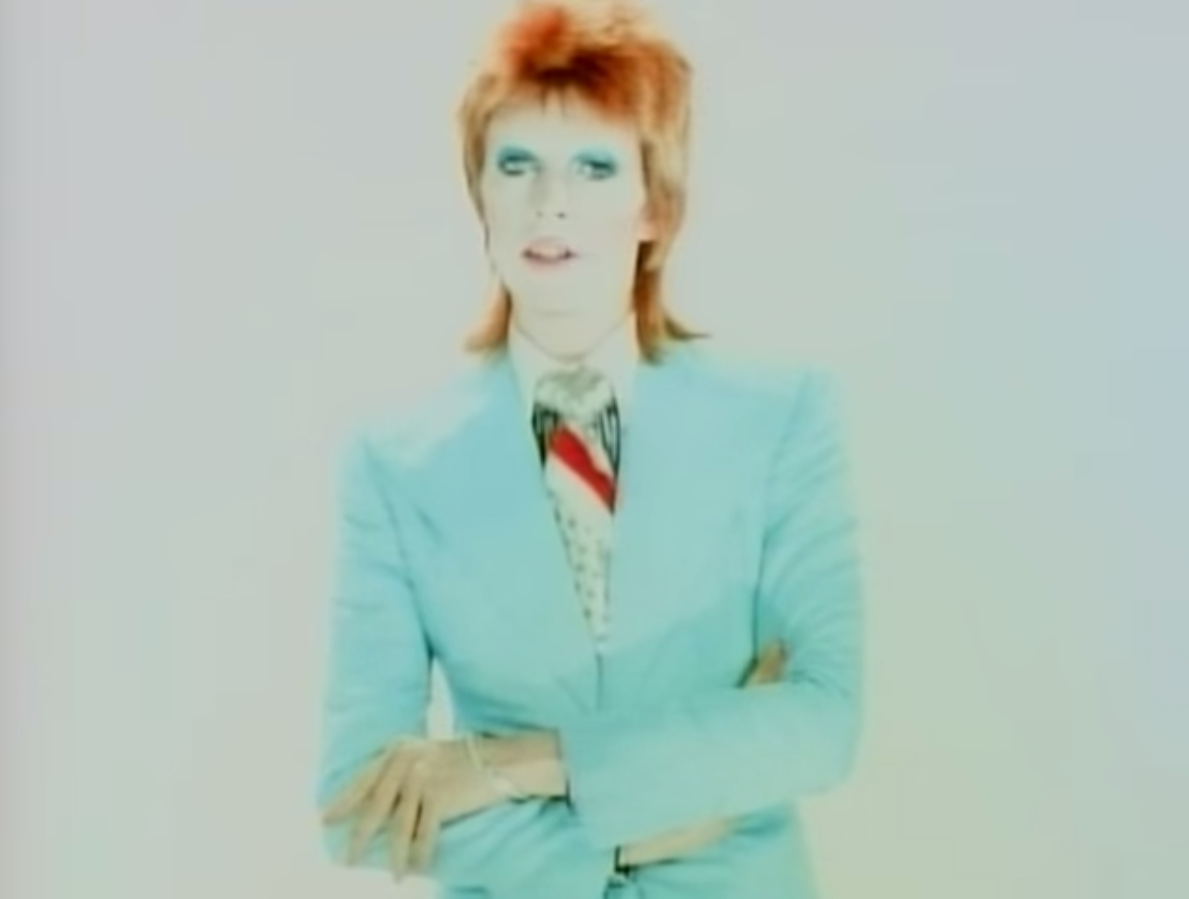 """Life on Mars?"" - David Bowie"