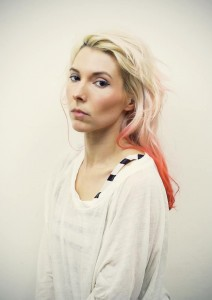 The Last Year frontwoman Niki Barr