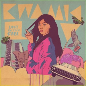 Lost In the Girl - Kwamie Liv