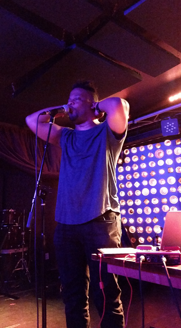 Open Mike Eagle @ Baby's All Right, BK 4/13/2016