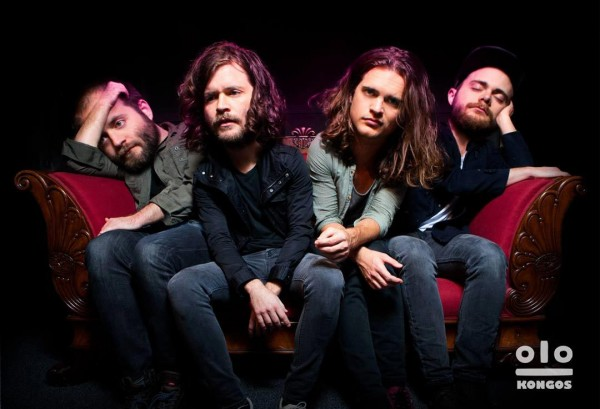 Take It From Me - KONGOS
