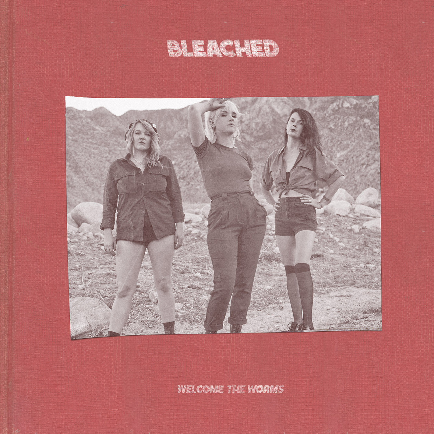 Welcome the Worms - Bleached