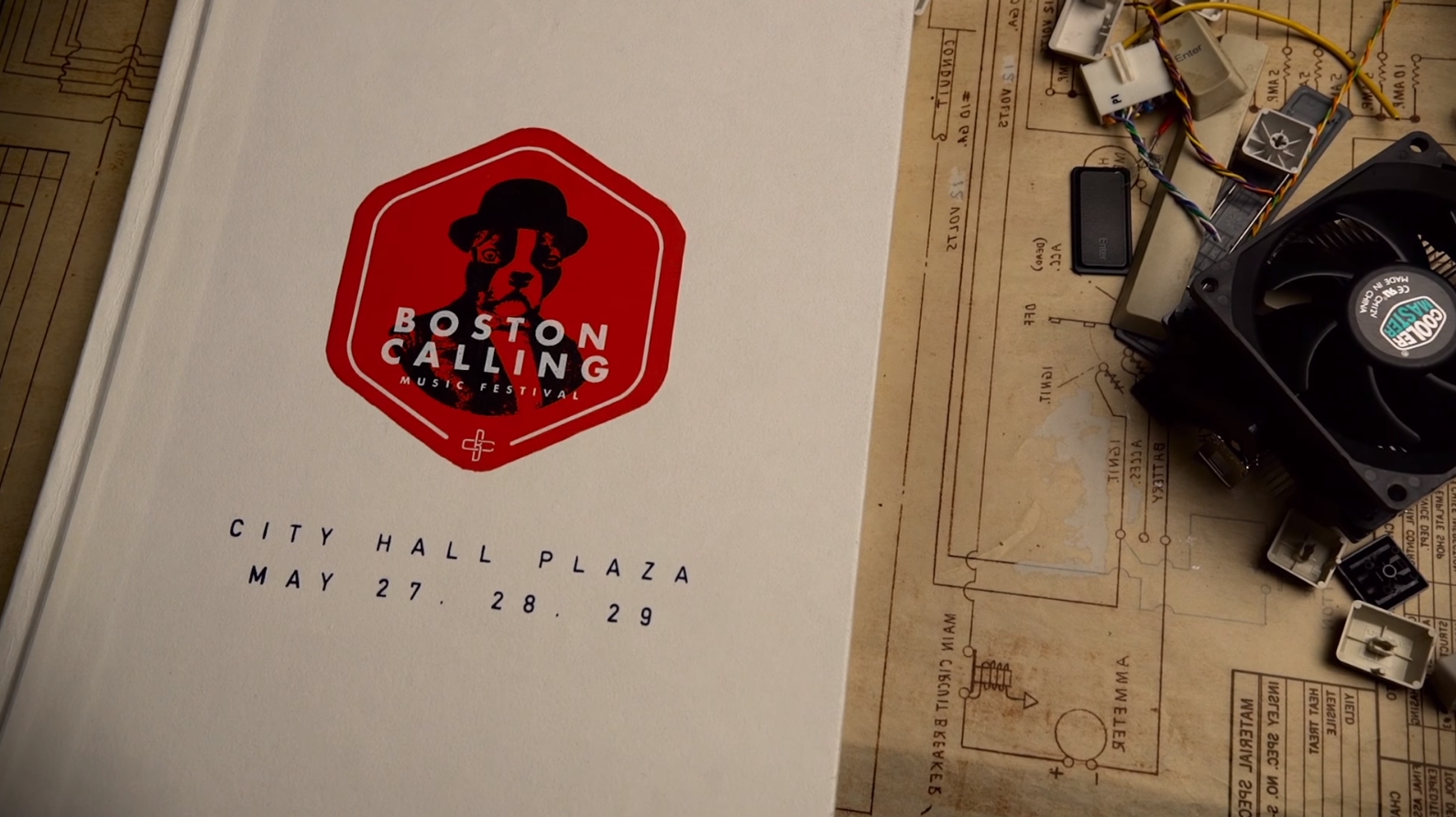 Boston Calling May 2016