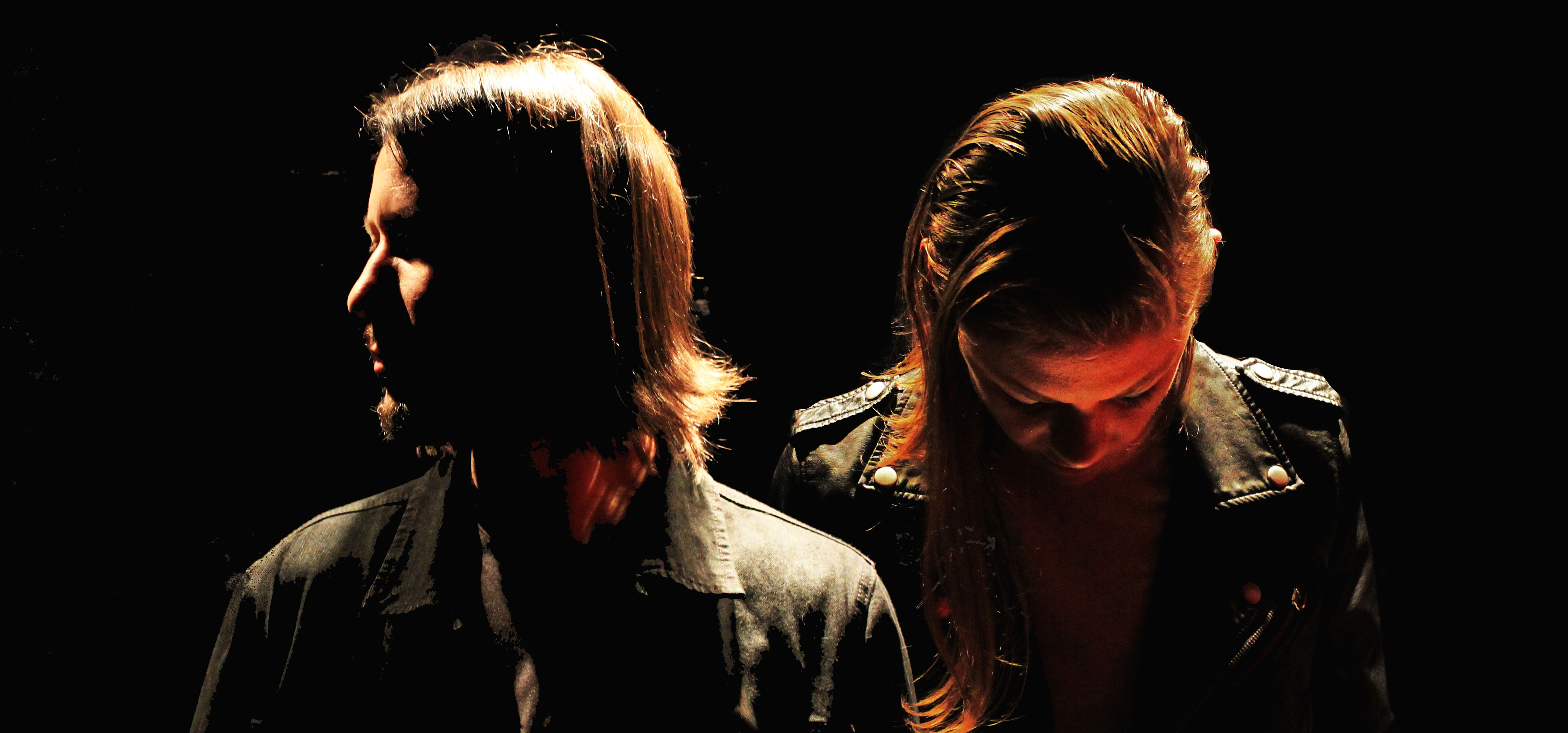 MOON is Chelsea Davis (vocals/bass) and Dan Silver (guitar/synth).