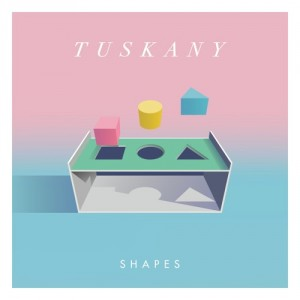 """Shapes"" single art - Tuskany"