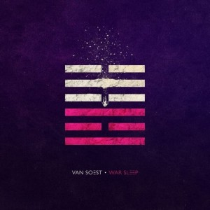 War Sleep - Van Soest album art