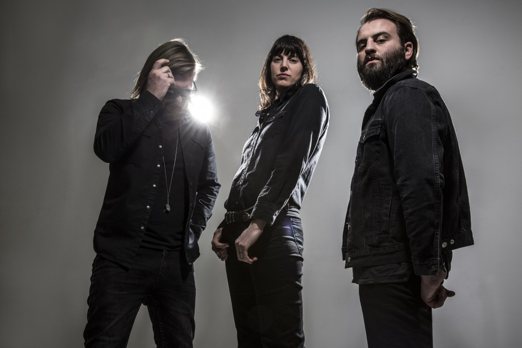 Band of Skulls © Andy Cotterill
