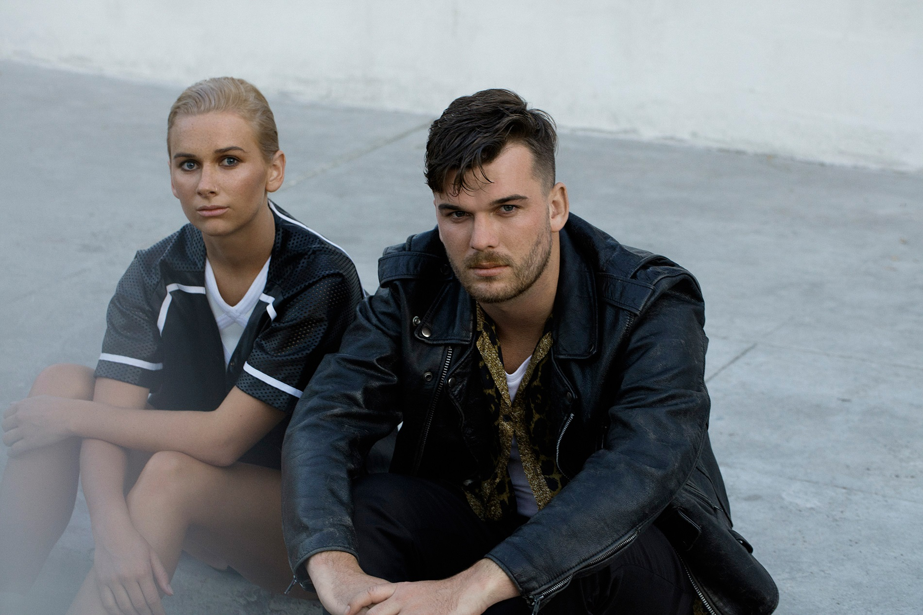 Broods is Georgia and Caleb Nott