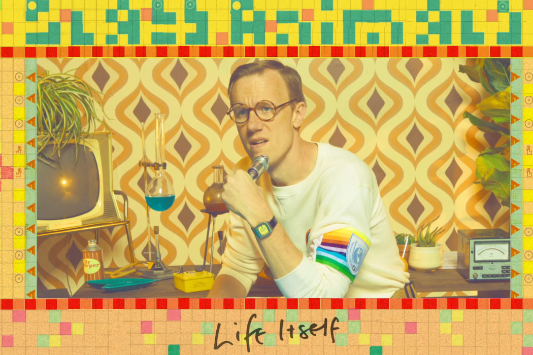 """Screenshot from """"Life Itself"""" by Glass Animals"""