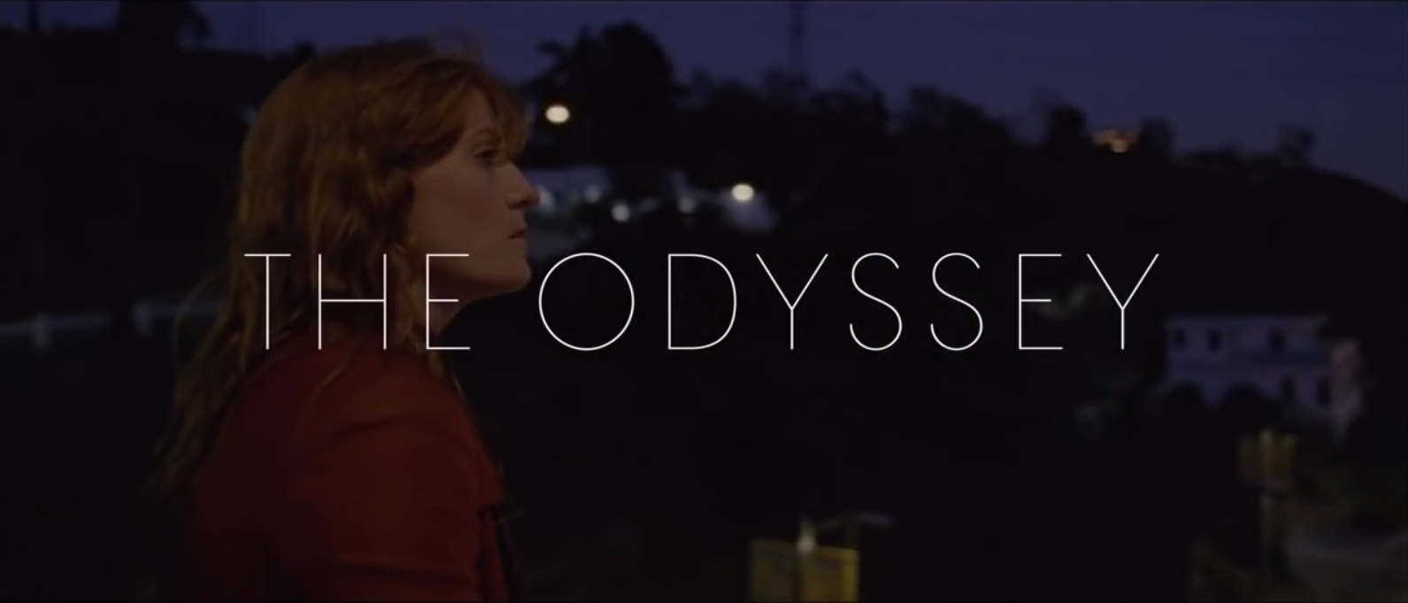 "Florence and the Machine's short film ""The Odyssey"""