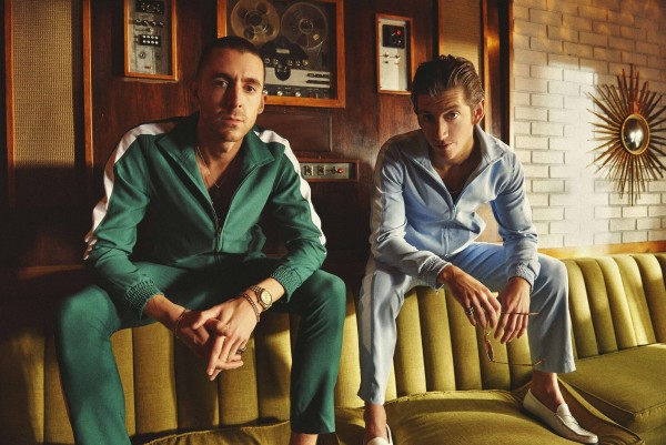 The Last Shadow Puppets © Zackery Michael