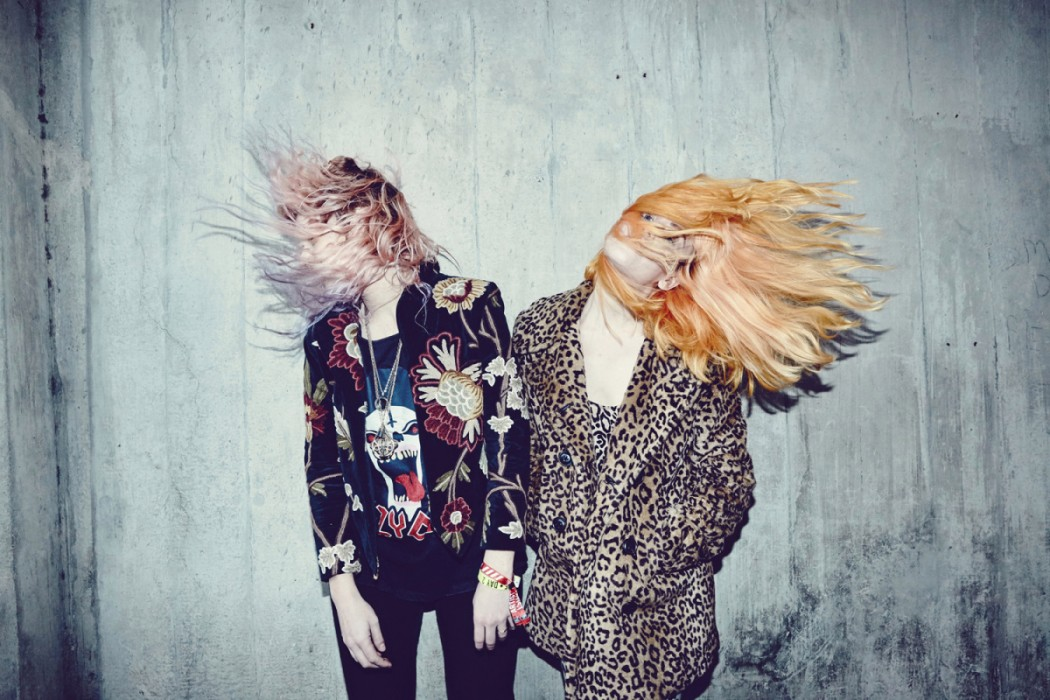 Deap Vally © Koury Angelo