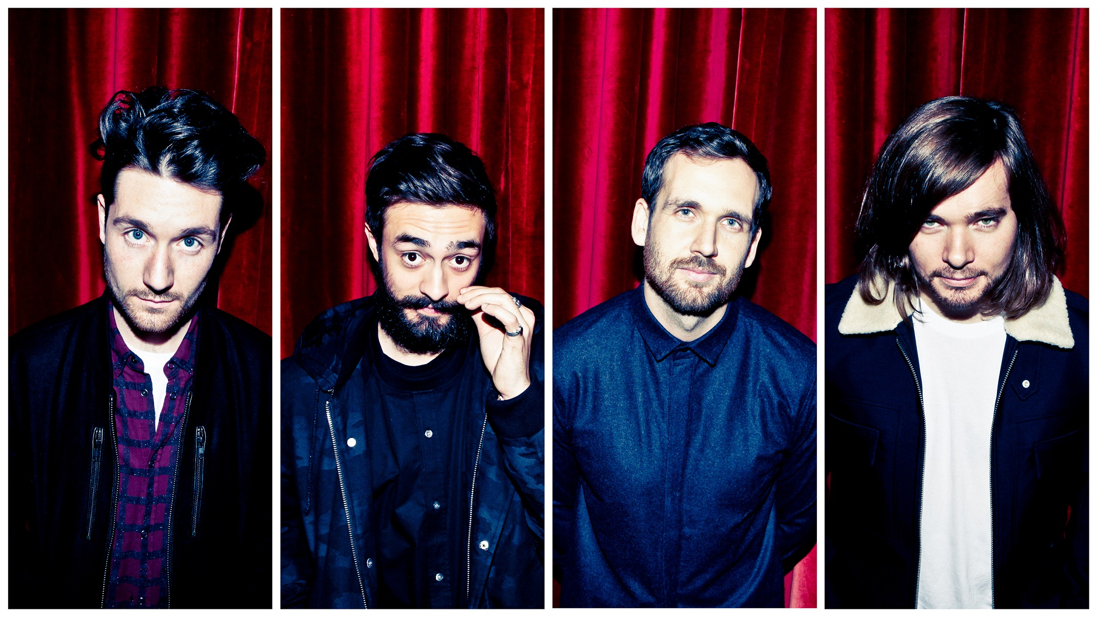 Bastille interview © 2016