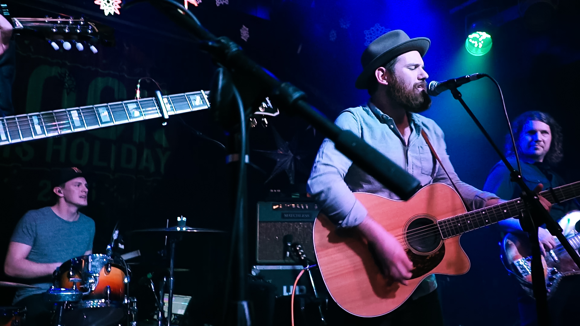 "The Roosevelts perform ""Runaround"" at Jammin Java in Vienna, VA"
