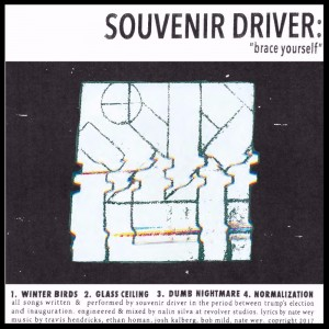Brace Yourself EP - Souvenir Driver