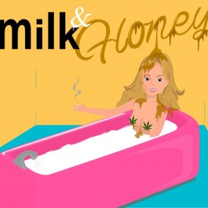 """Milk and Honey"" - All Things Blue"