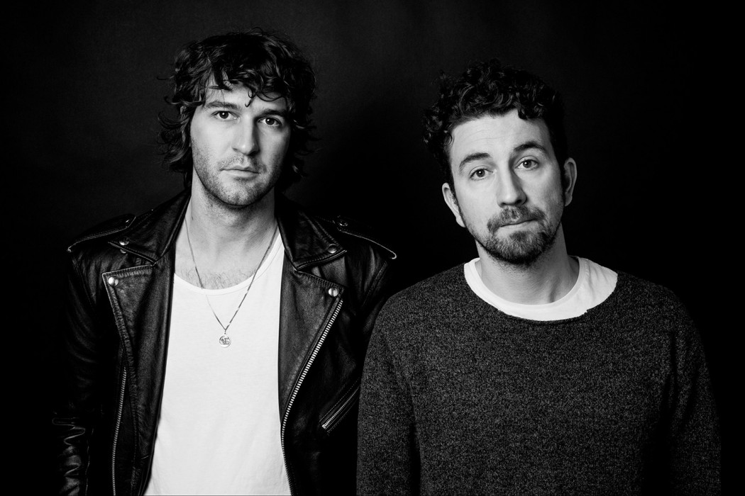 Japandroids © Leigh Righton