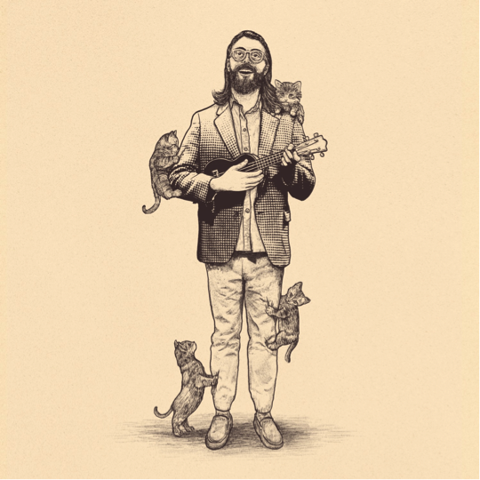 11 Obscenely Optimistic Songs - Jeremy Messersmith
