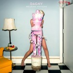Wearing Nothing - Dagny single art