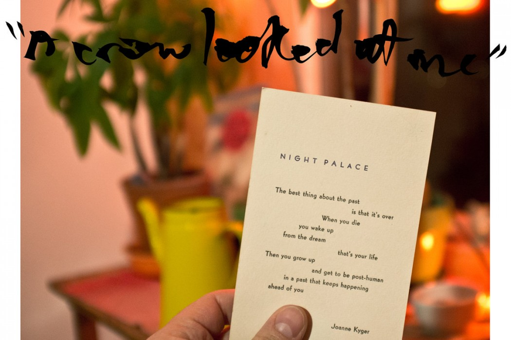 A Crow Looked At Me - Mount Eerie