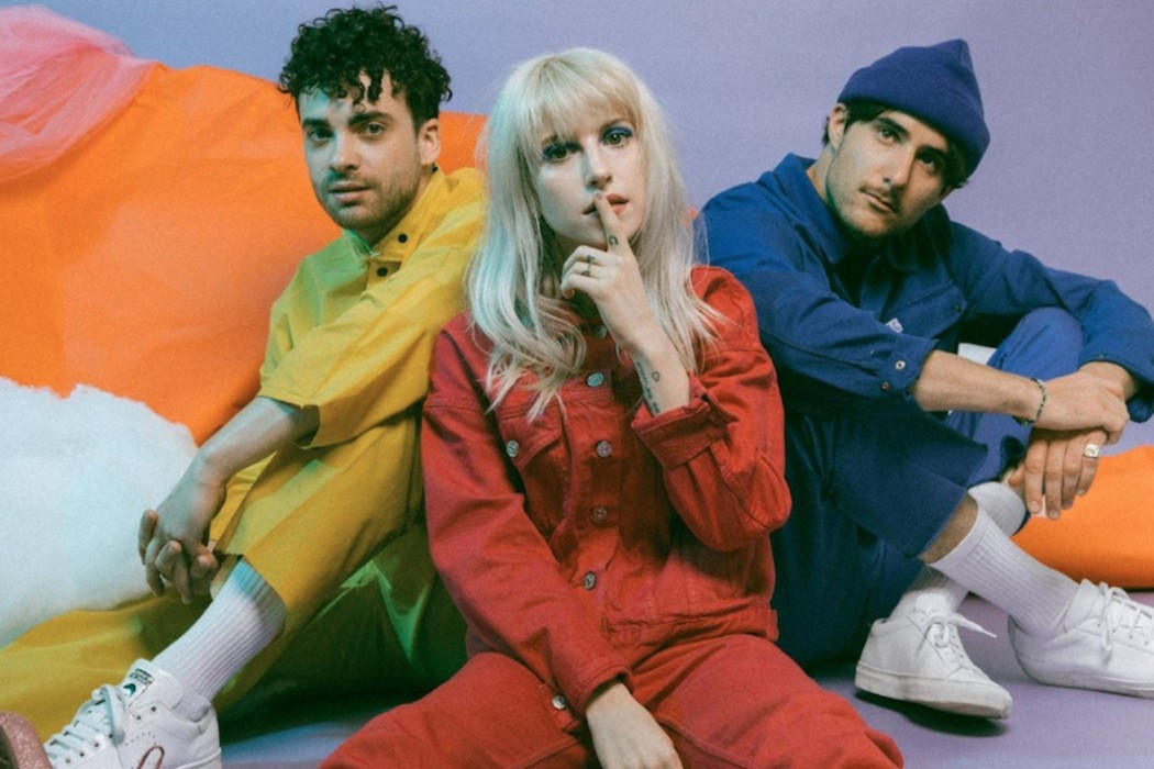 Paramore © Fueled by Ramen