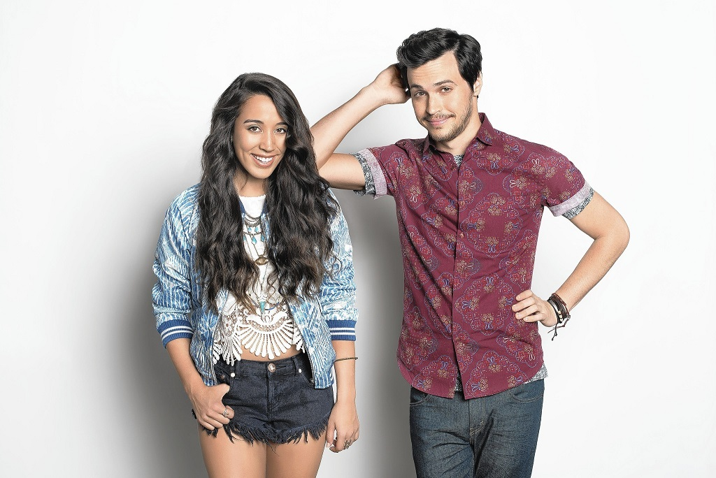 Alex and Sierra © 2017