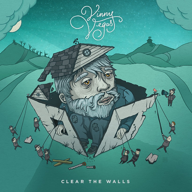 Clear the Walls - Vinny Vegas