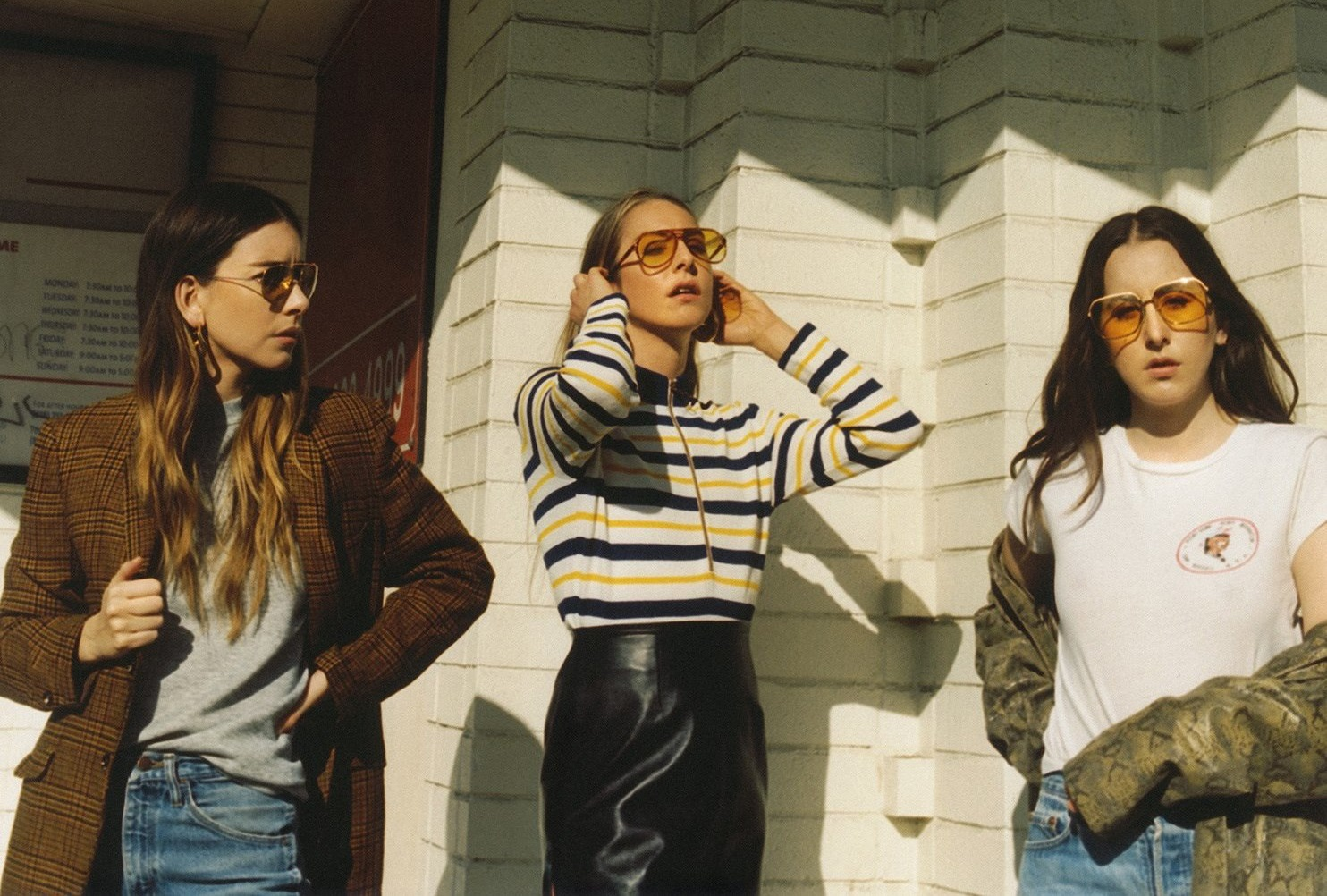 HAIM © Polydor Records