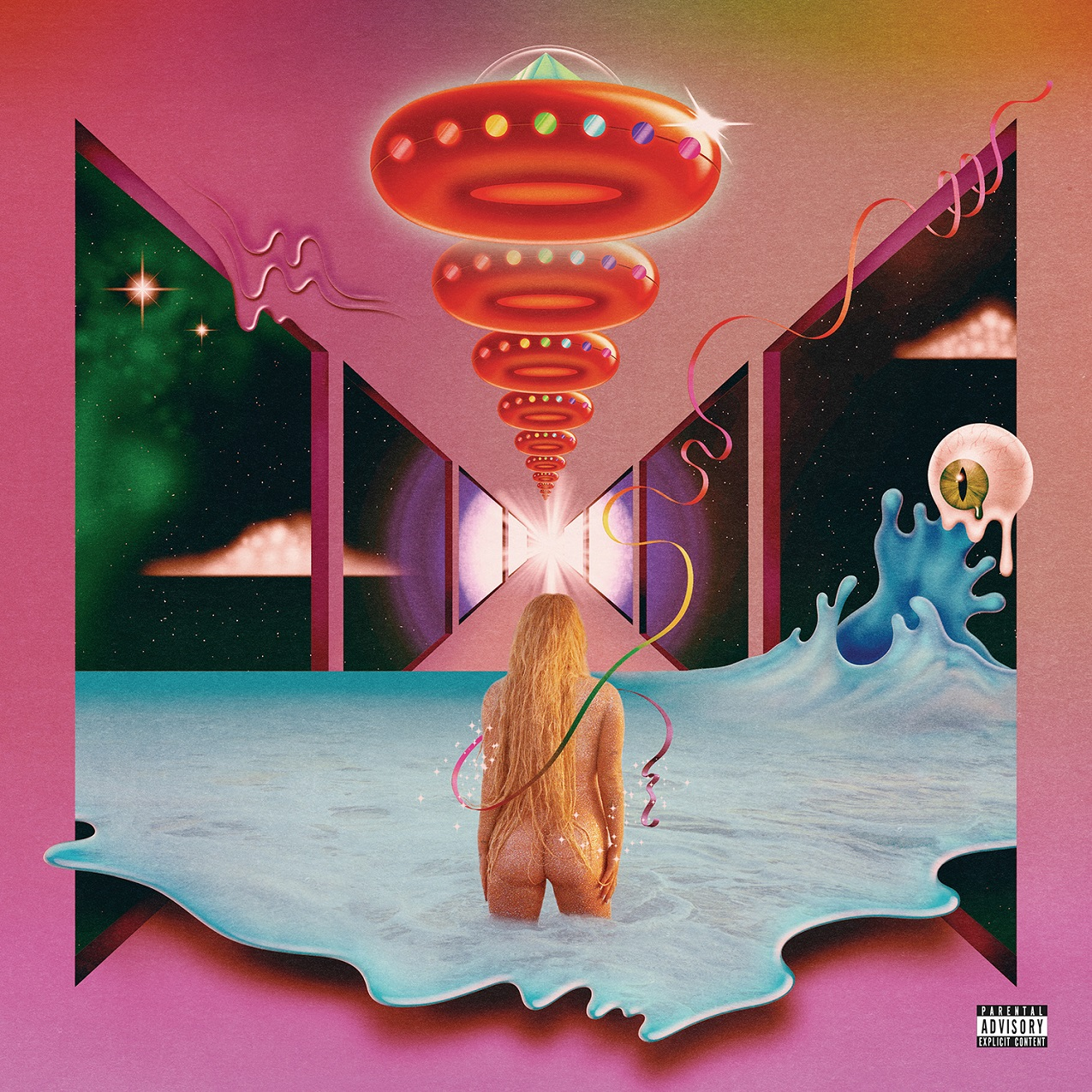 Rainbow - Kesha album art