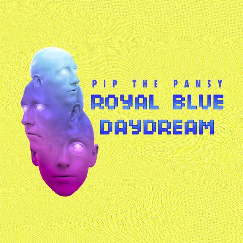 Royal Blue Daydream - Pip the Pansy