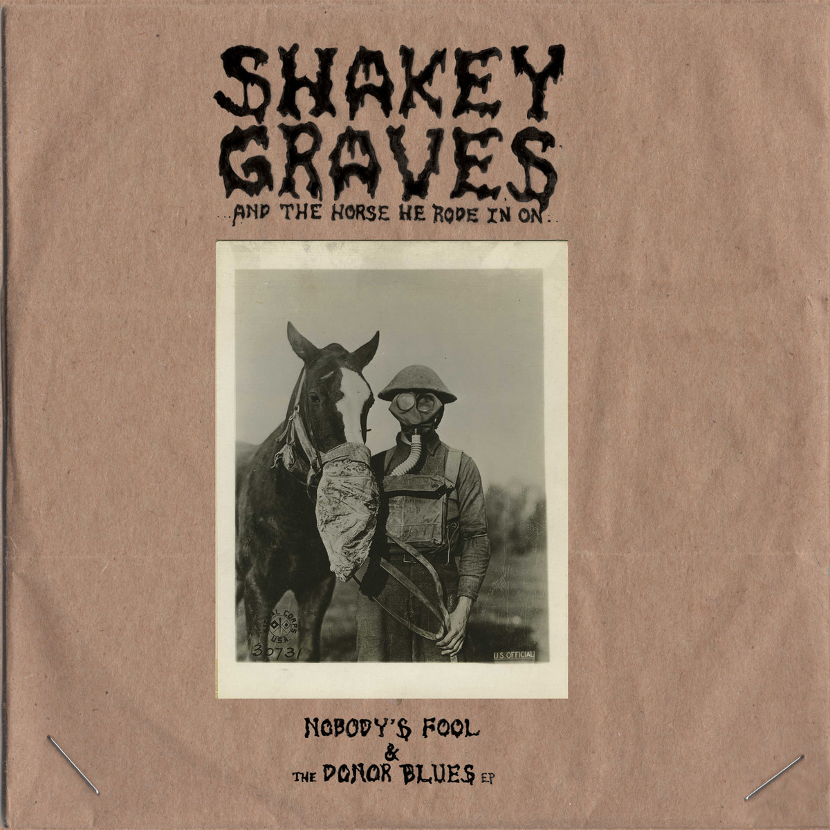 Shakey Graves And The Horse He Rode In On