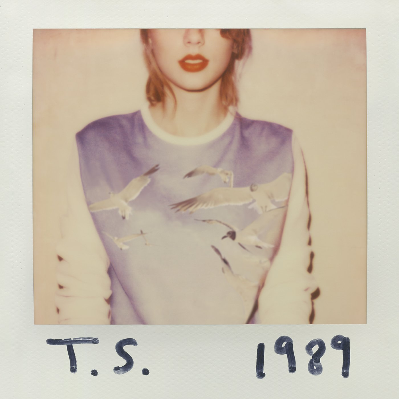 1989 - Taylor Swift album art