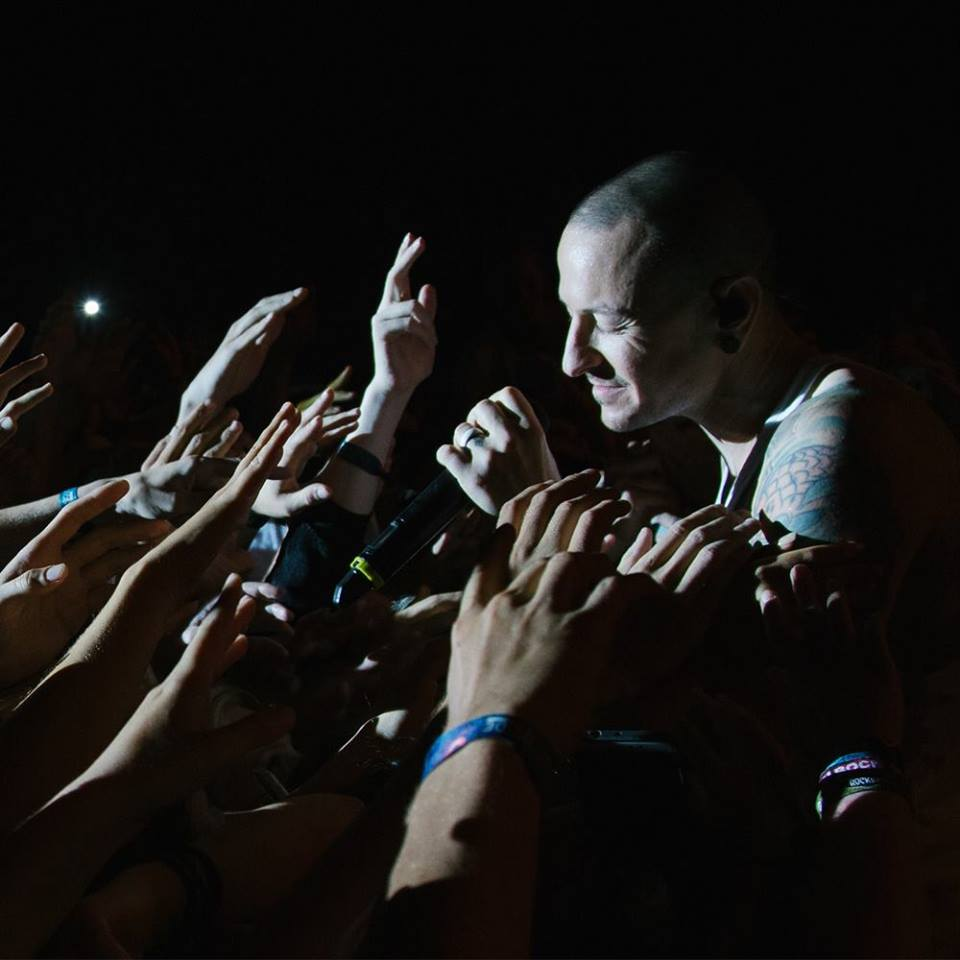 Linkin Park's Chester Bennington