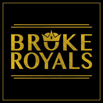 Broke Royals album art