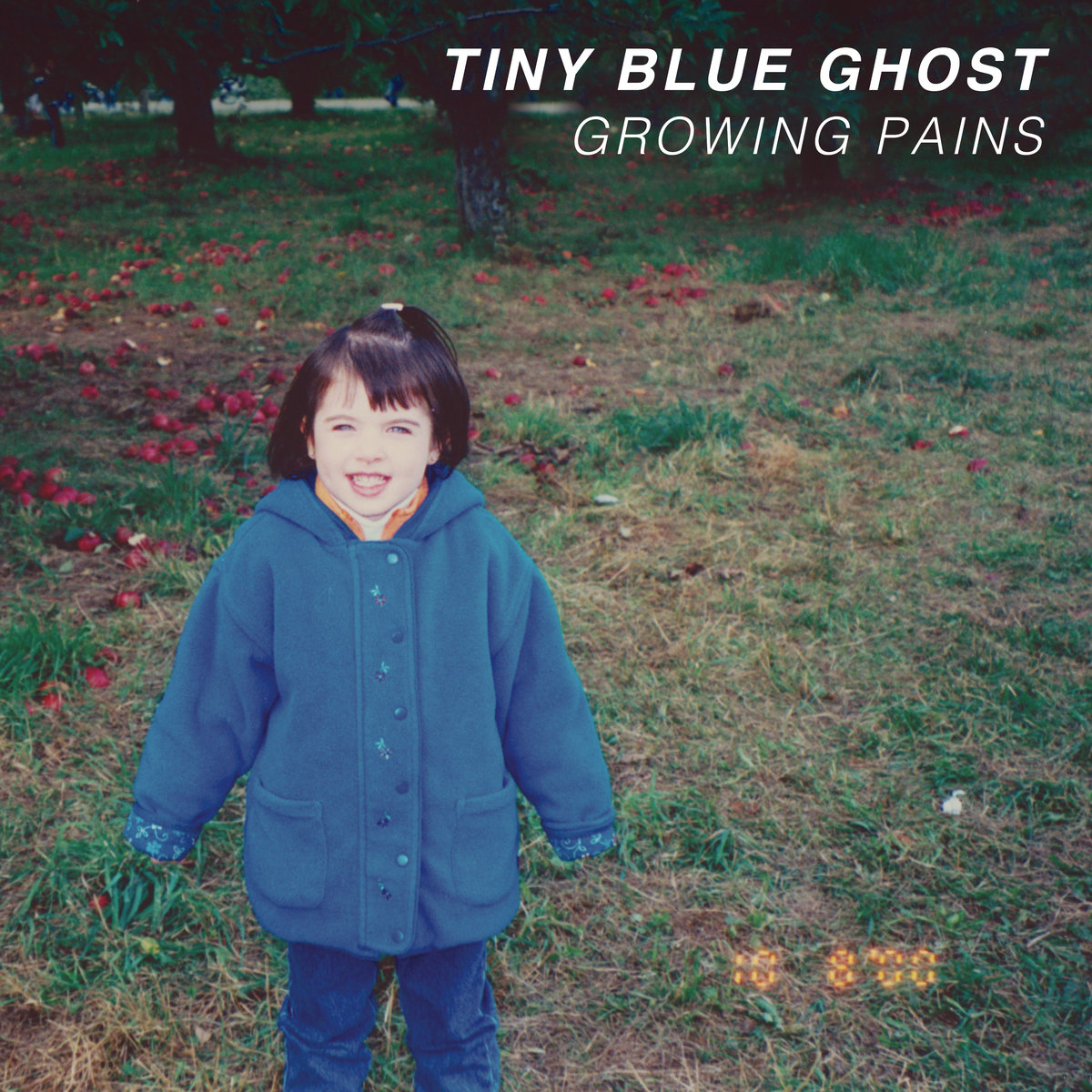 Growing Pains - Tiny Blue Ghost