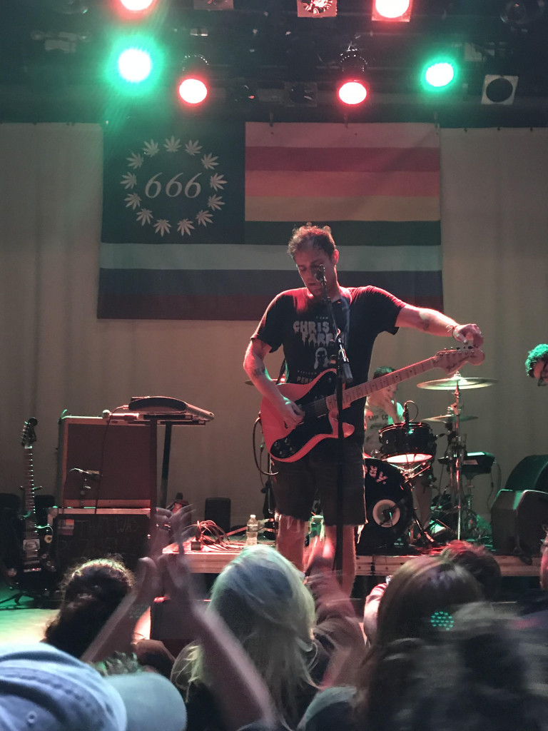 Jeff Rosenstock live at Music Hall of Williamsburg